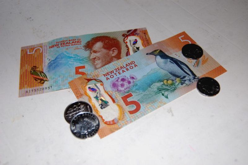 Uuden Seelannin Dollari